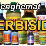 Cara Mudah Memperbanyak (menghemat) Herbisida
