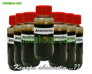 Kelebihan abamectin