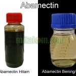Perbedaan Abamectin Hitam dan Abamectin Bening/Putih