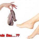 Tips Mencegah dan Menghilangkan Bau Kaki