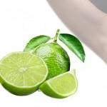 Tips Mencerahkan Kulit Ketiak Dengan Jeruk Nipis