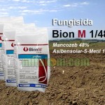 Review Fungisida Bion M 1/48 WP