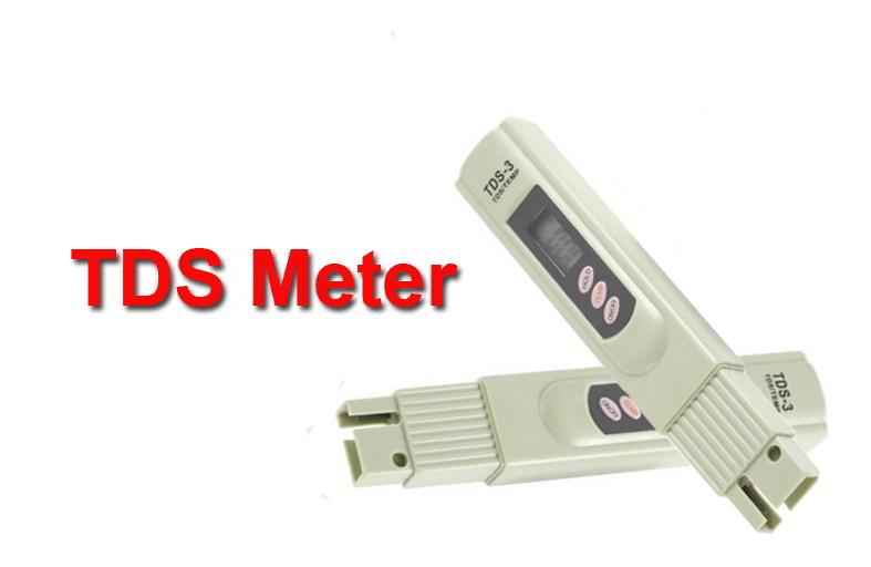 Fungsi Tds Meter Ec Meter Dan Ph Meter