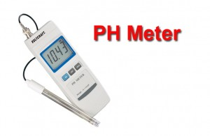 Fungsi PH Meter