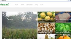 situs pertanian terbaik