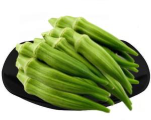 cara mudah menanam okra
