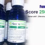 Tentang Fungisida Score 250 EC