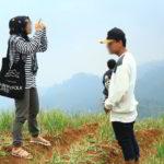 Rusak Parah !!! Setelah Bunga Lily di Jogja, Kebun BAWANG DAUN di Majalengka Jadi Korban Foto Selfie