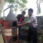 Membuat BIO PESTISIDA Asap Cair dari Tempurung Kelapa, Sekam Padi dan Limbah Kayu
