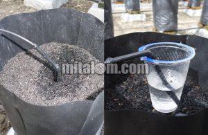 Cara Mengetahui Debit Air pada Fertigasi