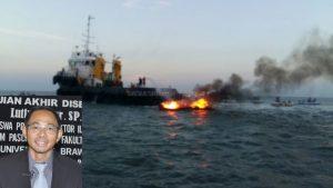 Dr Lutfi Bansir Meninggal Dalam Kecelakaan Speedboat di Tarakan