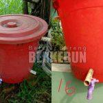 Cara Mudah Membuat KOMPOSTER (Alat Pembuat Kompos) Sederhana Menggunakan Ember