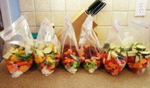 9 Cara Menyimpan Sayur dan Buah Tanpa Kulkas