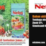 Fungisida NEFOS 45WP : Manfaat, Dosis dan Cara Menggunakan Fungisida 3 Bahan Aktif  Tembaga Oksiklorida