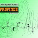 Apa Itu PROPINEB? Kegunaan Bahan Aktif PROPINEB, Manfaat, Dosis, Cara Kerja Lengkap Dengan Cara Aplikasinya