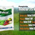 Fungisida FOLICUR 25 WP : Manfaat, Dosis dan Waktu Penyemprotan Folicur 25 WP